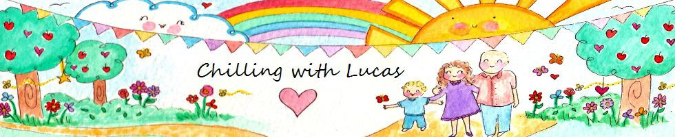 Meet The Blogger: Chilling With Lucas